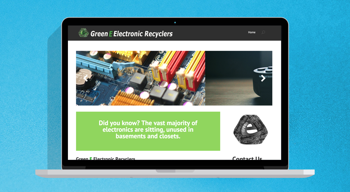 Green E Electronic Recyclers